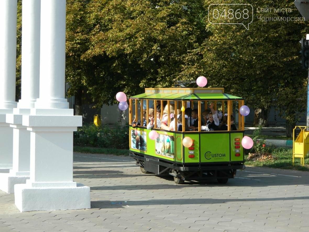 Необычный праздник для учащихся специальной Черноморской школы, фото-3