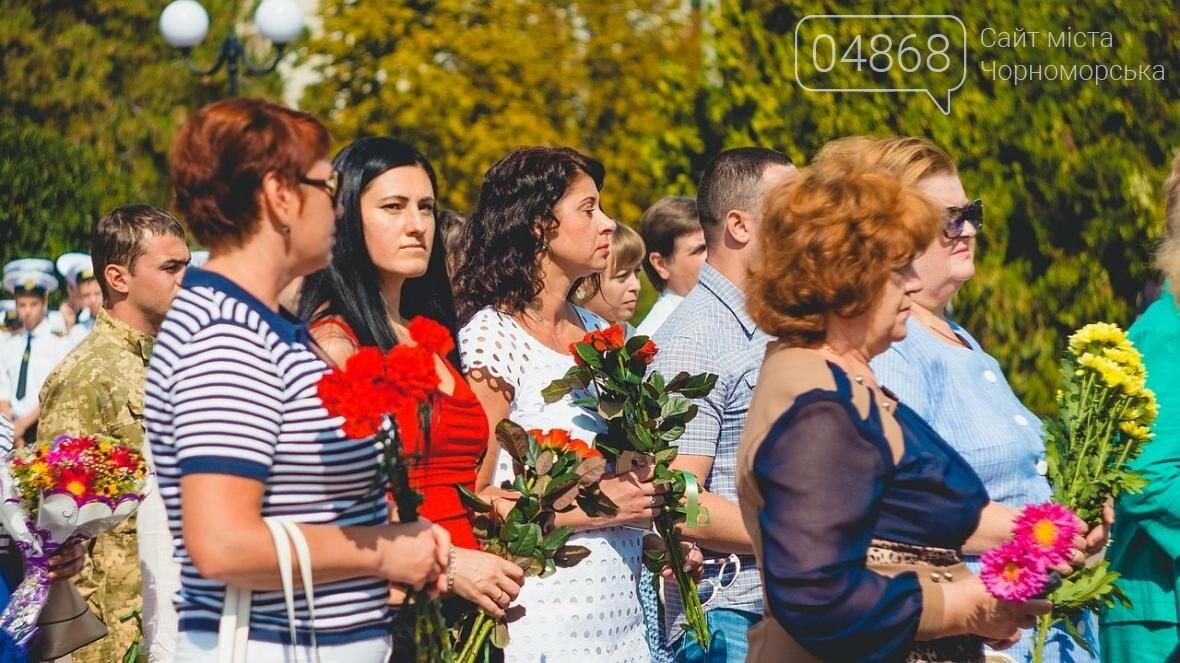В Черноморске состоялась церемония возложения цветов (фото), фото-3