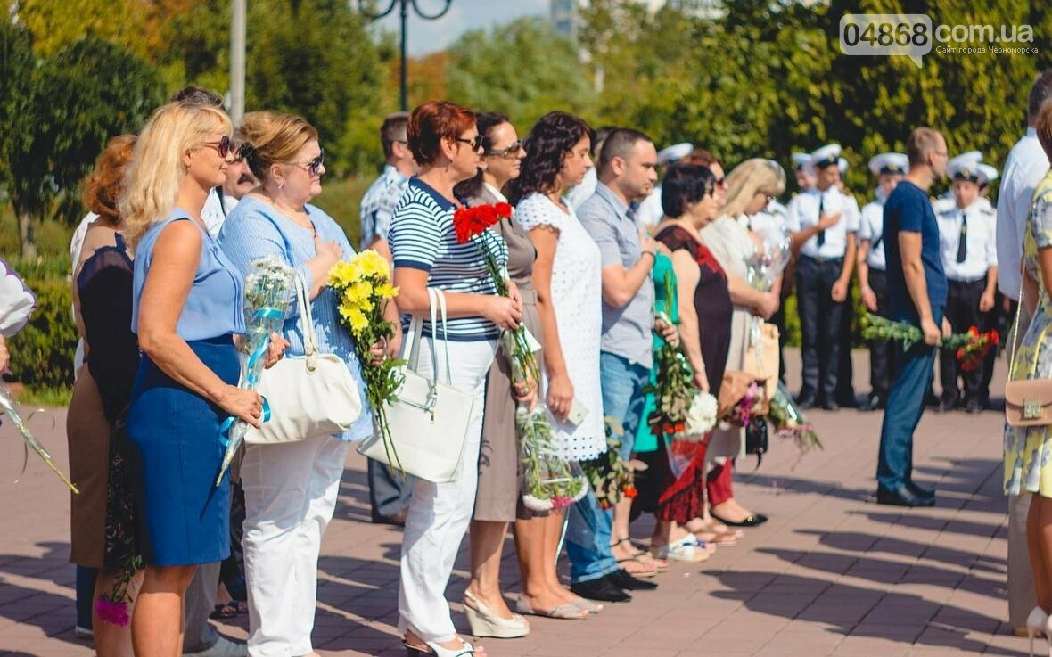 В Черноморске состоялась церемония возложения цветов (фото), фото-10