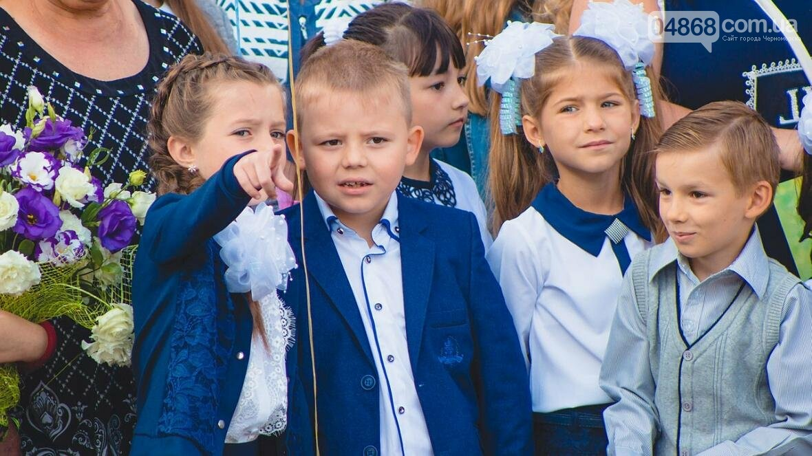 В школах Черноморска прозвенел первый звонок (фото), фото-7
