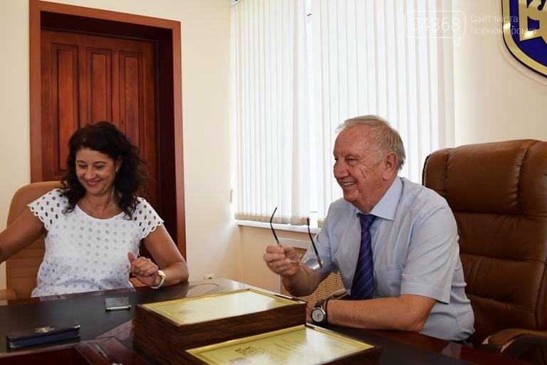 В Черноморске поздравили будущих «светил медицины» (фото), фото-1