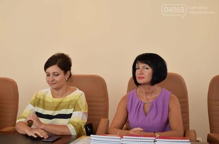 В Черноморске поздравили будущих «светил медицины» (фото), фото-2