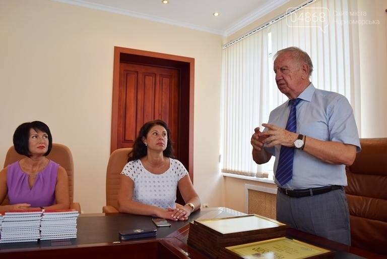 В Черноморске поздравили будущих «светил медицины» (фото), фото-4