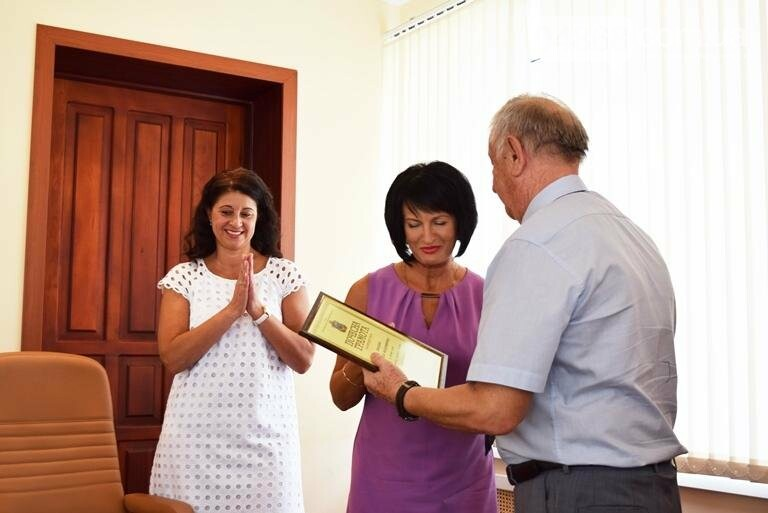 В Черноморске поздравили будущих «светил медицины» (фото), фото-6