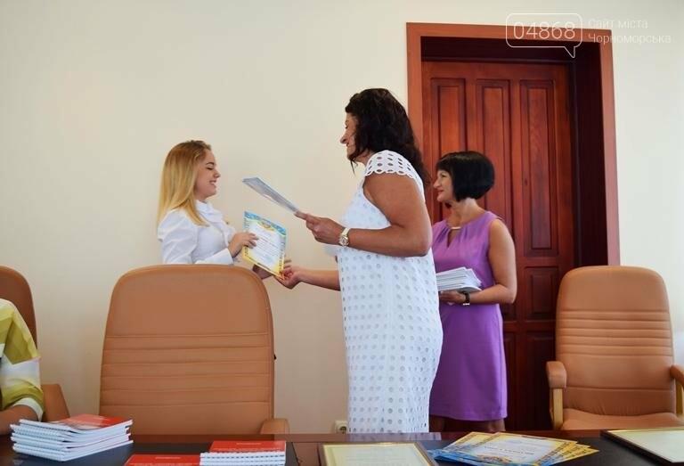 В Черноморске поздравили будущих «светил медицины» (фото), фото-11