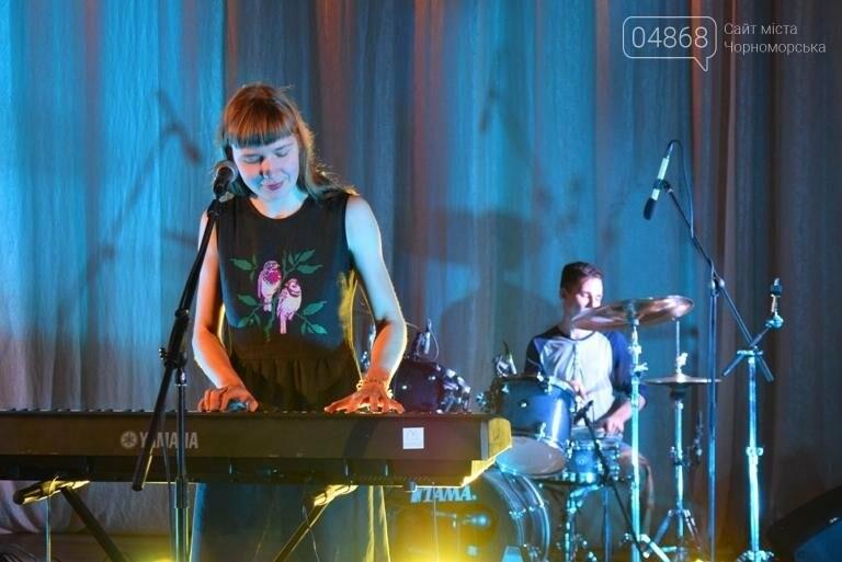 В Черноморске прошёл грандиозный рок-концерт, фото-1