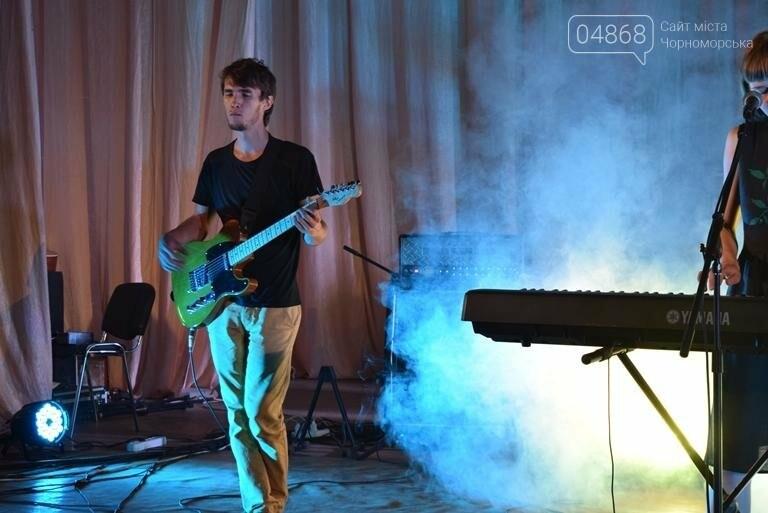 В Черноморске прошёл грандиозный рок-концерт, фото-10