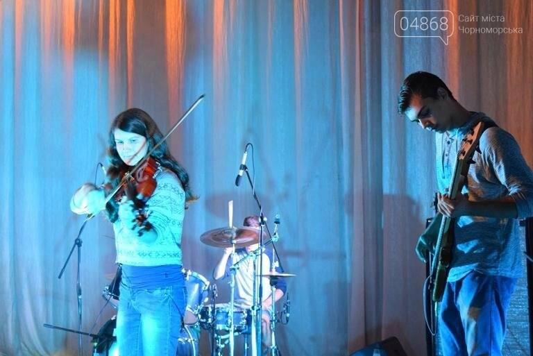 В Черноморске прошёл грандиозный рок-концерт, фото-4