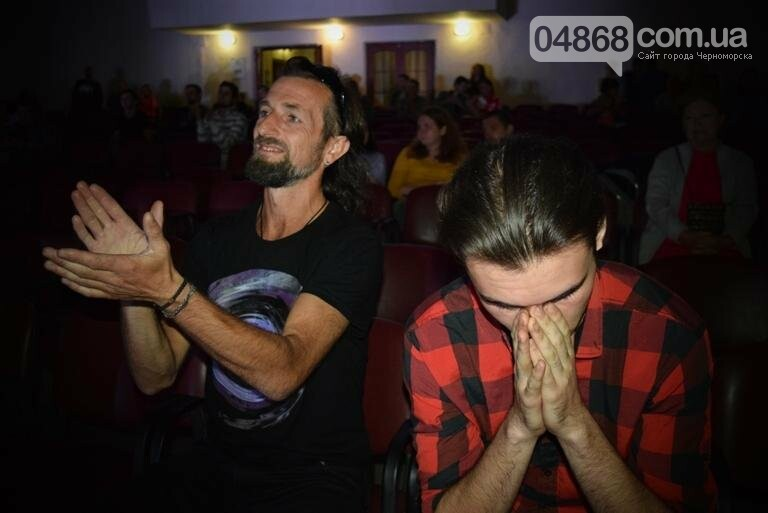 В Черноморске прошёл грандиозный рок-концерт, фото-11