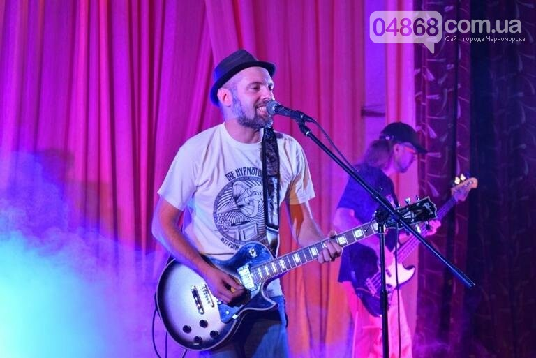 В Черноморске прошёл грандиозный рок-концерт, фото-2