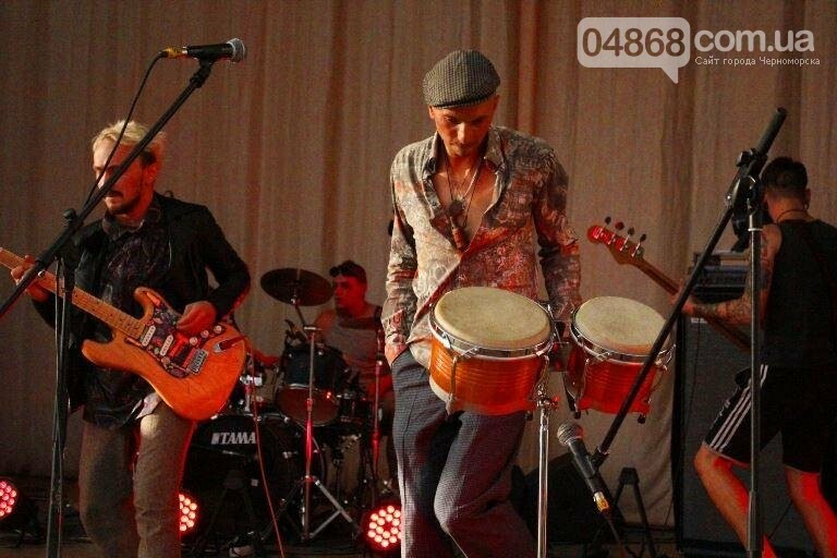 В Черноморске прошёл грандиозный рок-концерт, фото-3