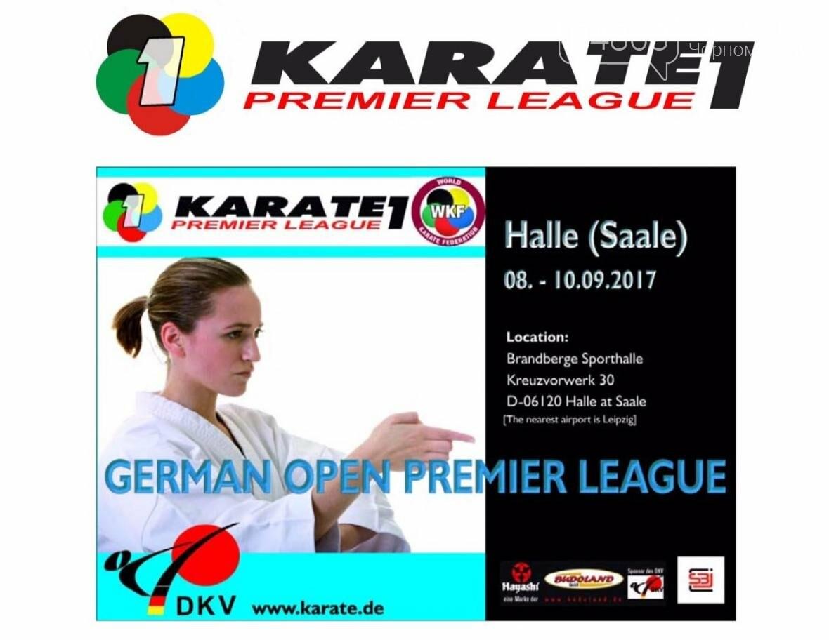 Анита Серёгина из Черноморска представит Украину на турнире по каратэ в Германии, фото-1