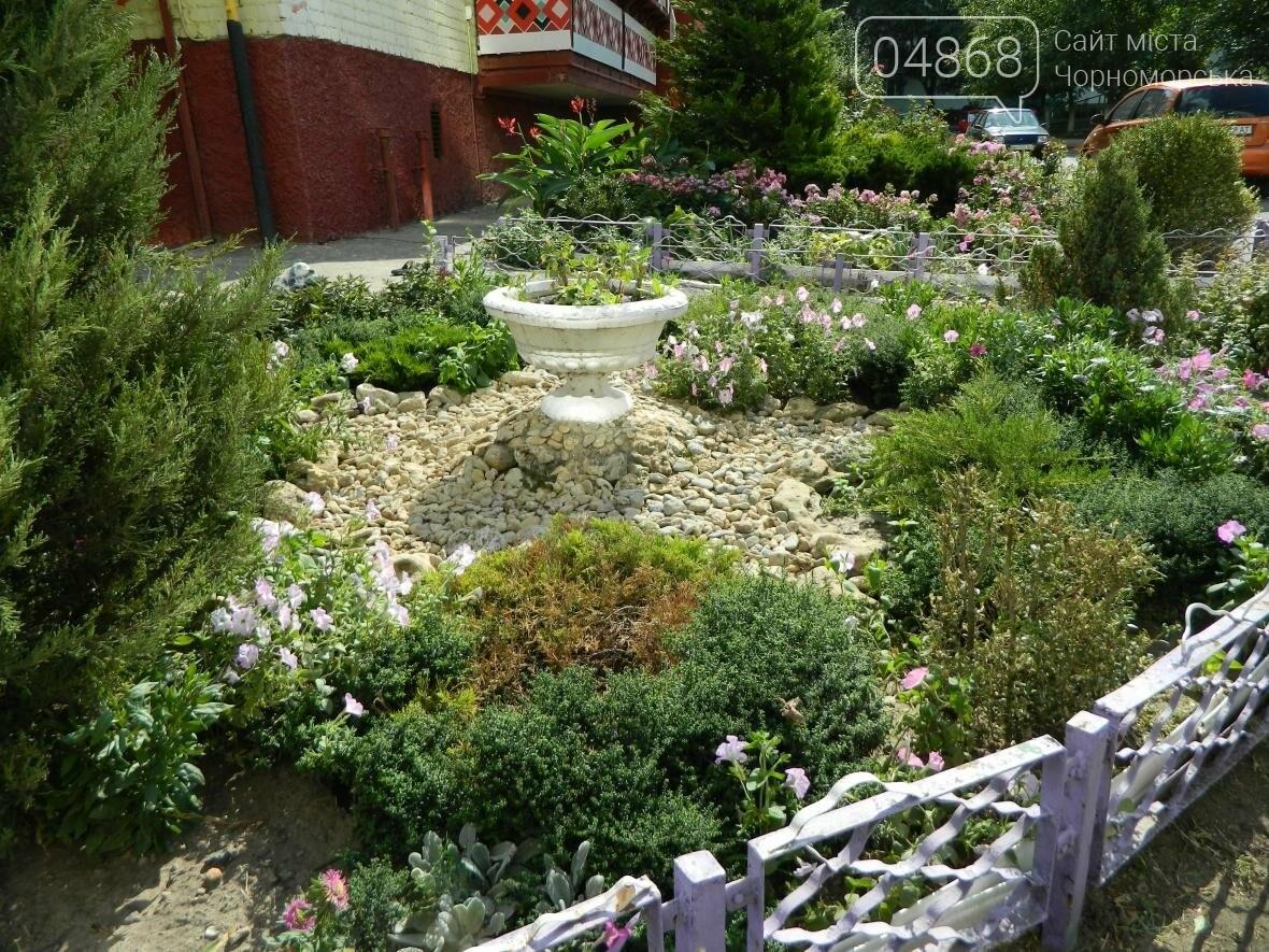 Стали известны победители конкурса на наиболее благоустроенный двор в Черноморске (фото), фото-4