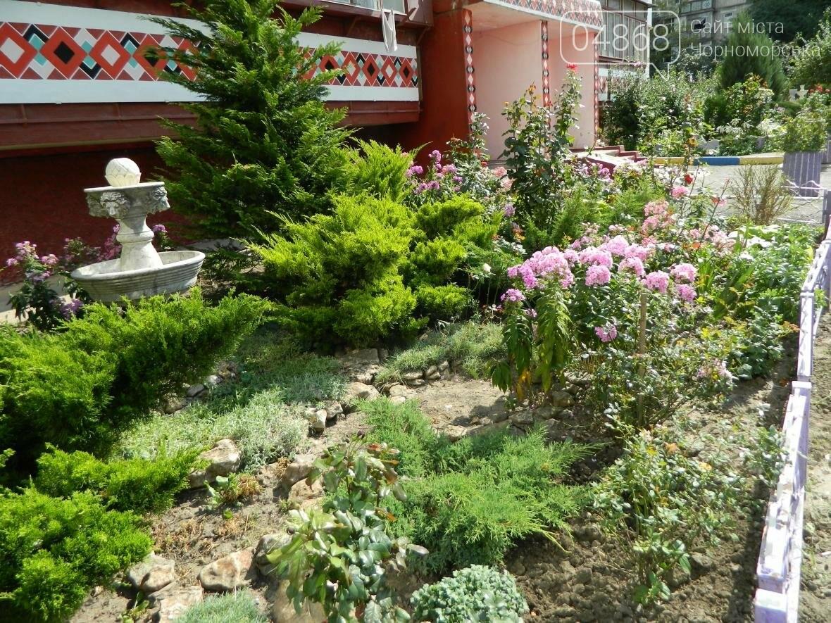 Стали известны победители конкурса на наиболее благоустроенный двор в Черноморске (фото), фото-6