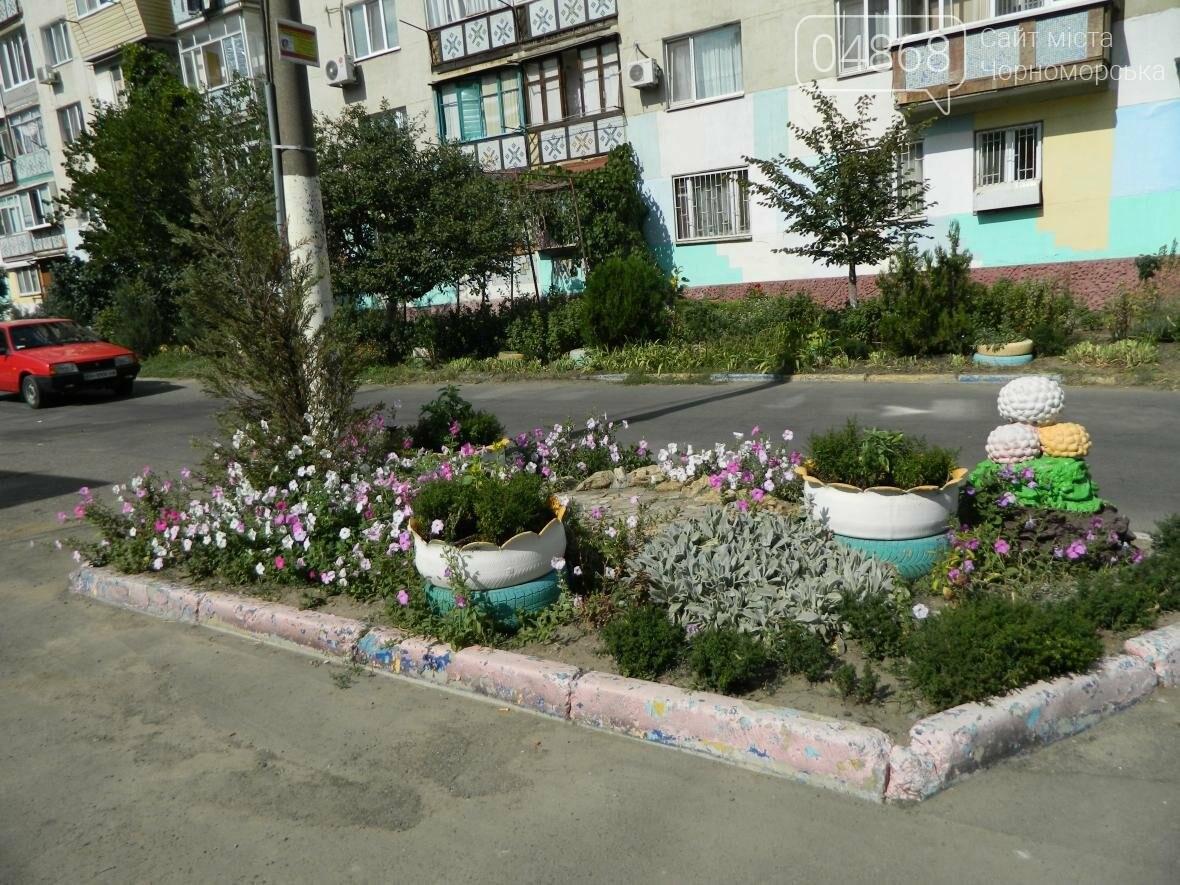 Стали известны победители конкурса на наиболее благоустроенный двор в Черноморске (фото), фото-7
