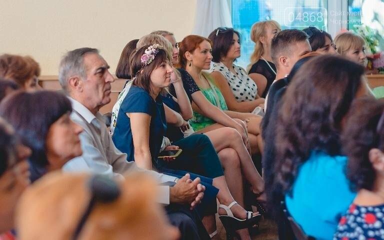 Черноморская школа № 2 отметила 50-летие (фото), фото-3