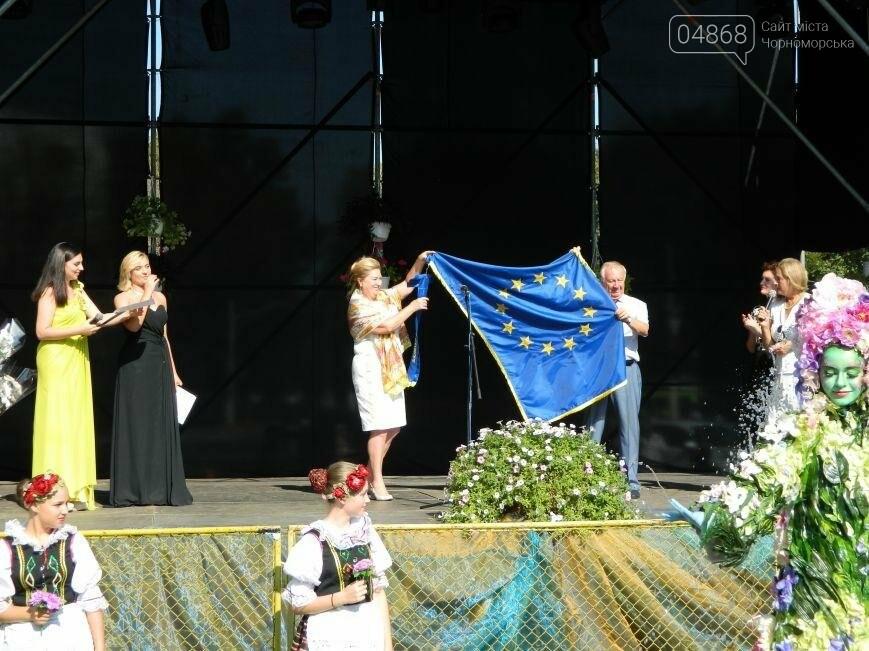 9 сентября Черноморск отпразднует День цветов и даров природы., фото-4