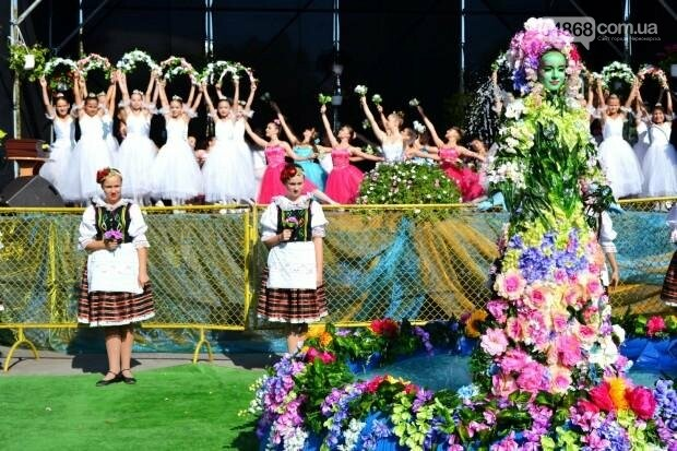 9 сентября Черноморск отпразднует День цветов и даров природы., фото-3