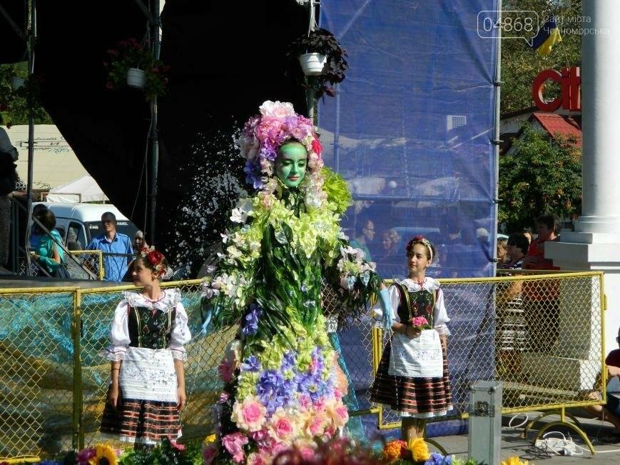9 сентября Черноморск отпразднует День цветов и даров природы., фото-1