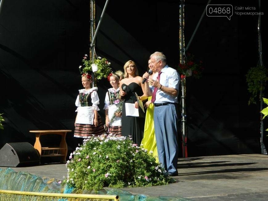 9 сентября Черноморск отпразднует День цветов и даров природы., фото-2