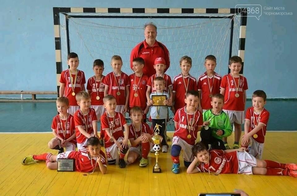 Черноморский футбольный клуб отметил свой день рождения, фото-4