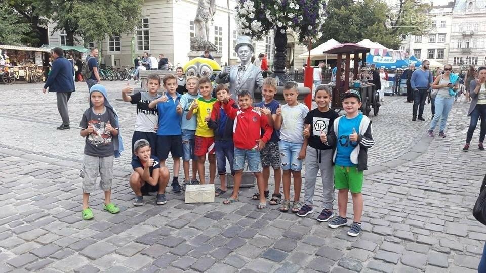 Черноморский футбольный клуб отметил свой день рождения, фото-6