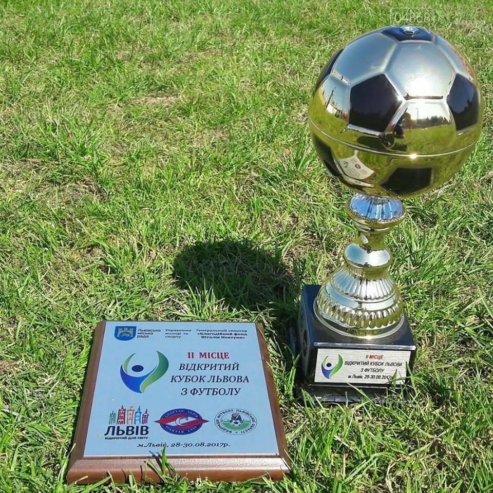 Черноморский футбольный клуб отметил свой день рождения, фото-1