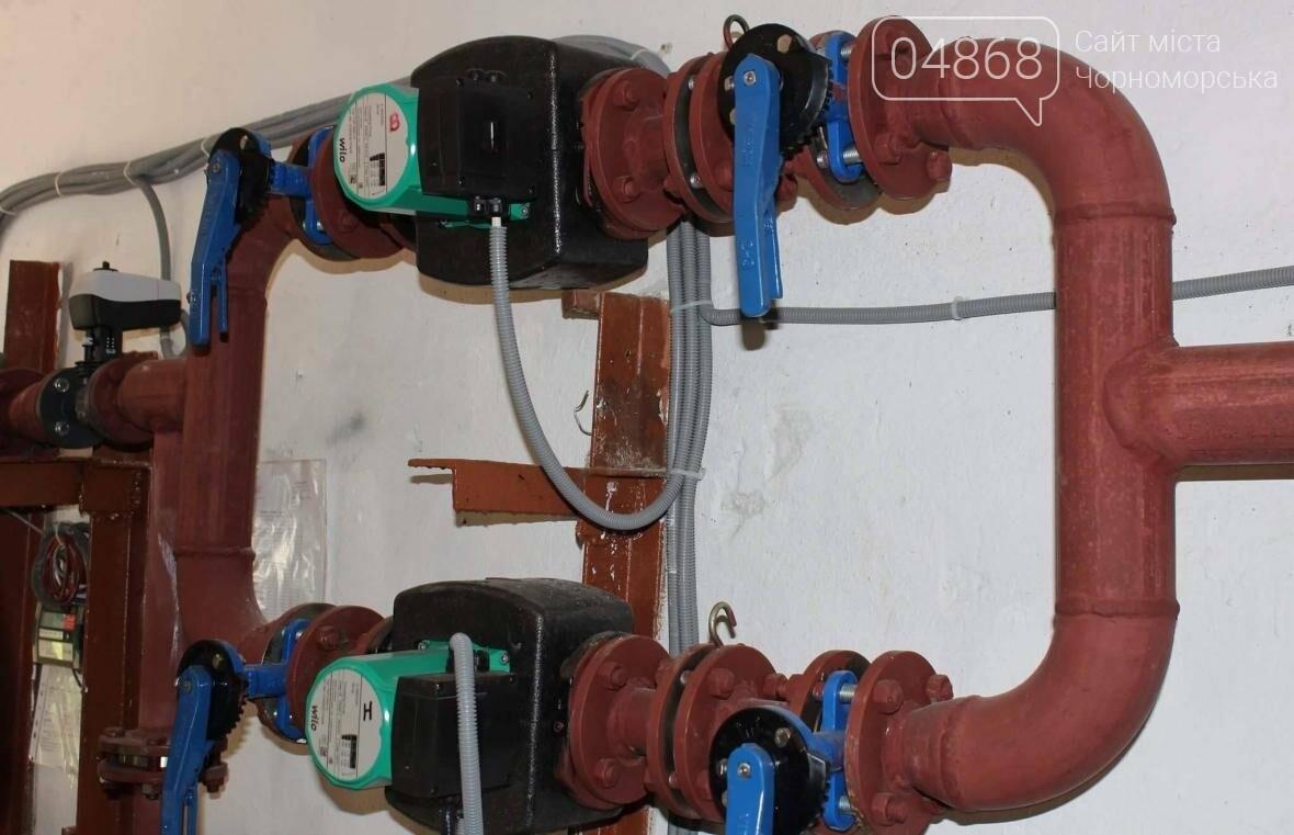 В школах и детских садах Черноморска устанавливают энергосберегающее оборудование. , фото-4