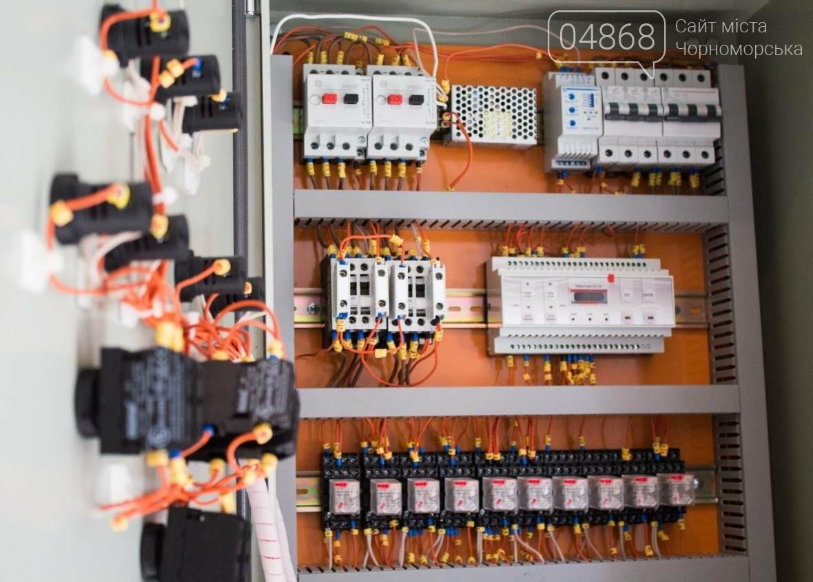 В школах и детских садах Черноморска устанавливают энергосберегающее оборудование. , фото-3