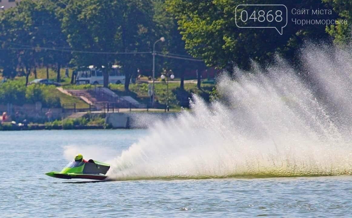 Житель Черноморска принял участие в этапе Чемпионата Мира по водно-моторному спорту (фото), фото-6