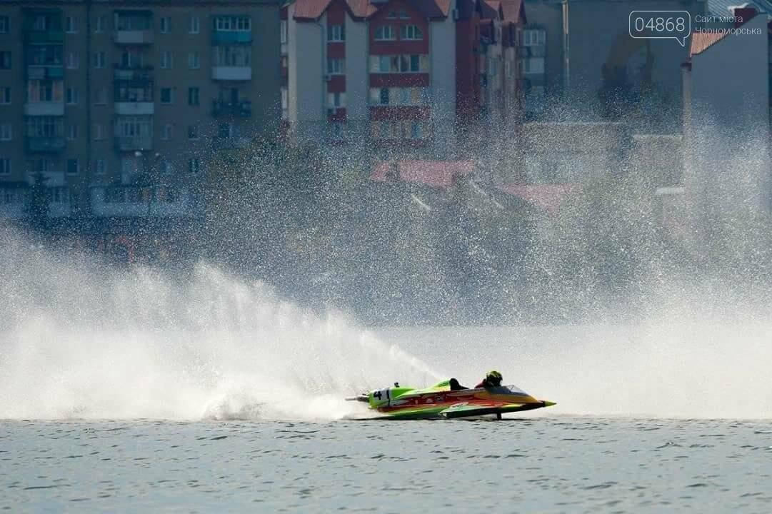 Житель Черноморска принял участие в этапе Чемпионата Мира по водно-моторному спорту (фото), фото-1