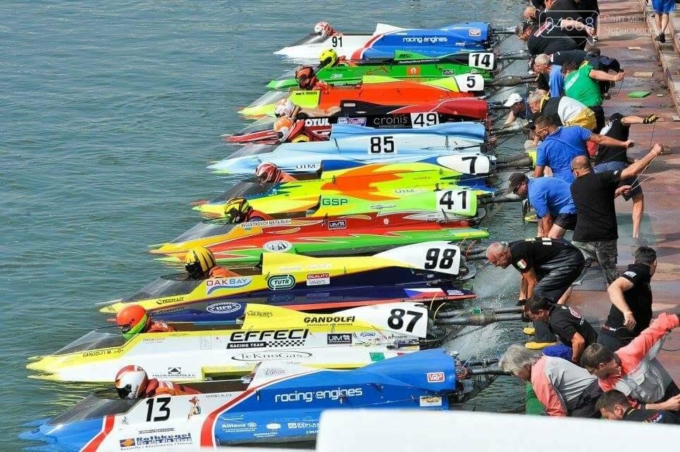Житель Черноморска принял участие в этапе Чемпионата Мира по водно-моторному спорту (фото), фото-4