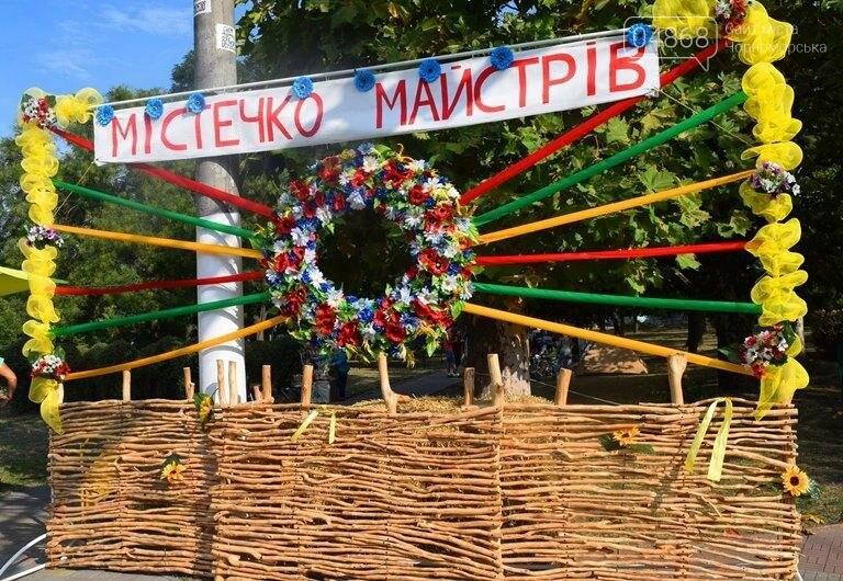 В Черноморске вновь открылся  «Город мастеров», фото-8