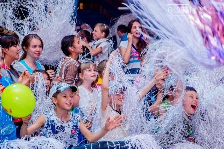 Жителей Черноморска приглашают сегодня на праздничное интерактивное «Бумажное шоу», фото-3