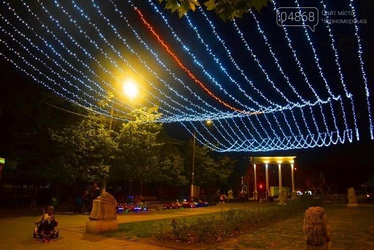 «Звёздное небо» вернулось в Приморский парк Черноморска, фото-6
