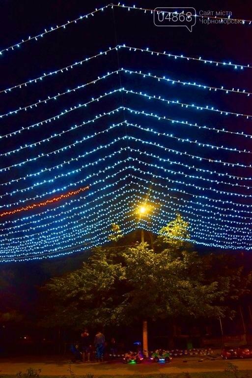 «Звёздное небо» вернулось в Приморский парк Черноморска, фото-8