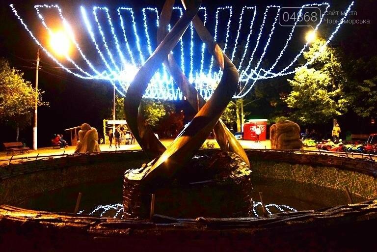 «Звёздное небо» вернулось в Приморский парк Черноморска, фото-10