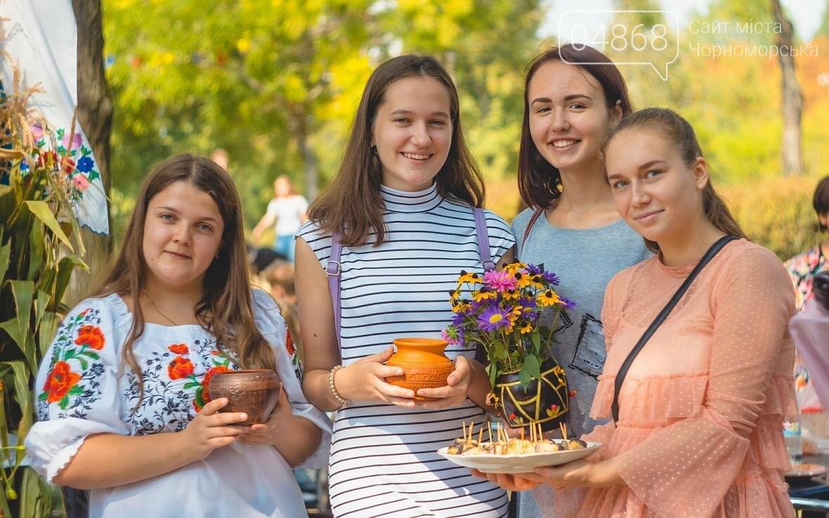 Как прошёл День цветов и даров природы в Черноморске (фото), фото-11
