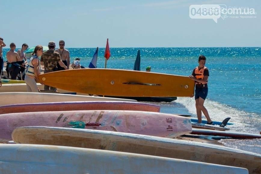 В Черноморске пройдут соревнования по виндсёрфингу, фото-1