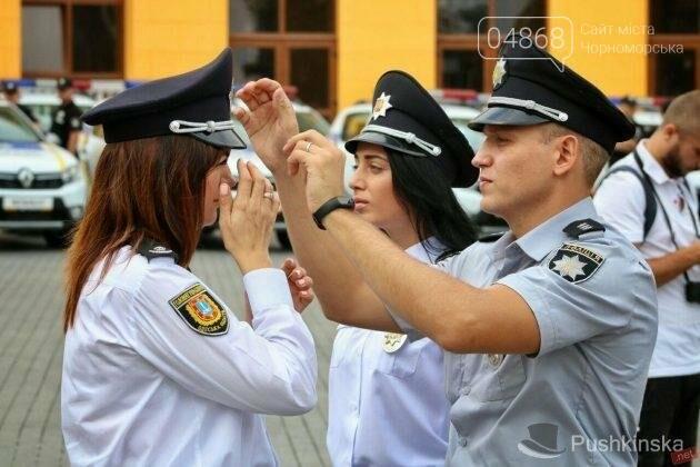 Полиция Черноморска получила 2 новых автомобиля, фото-4