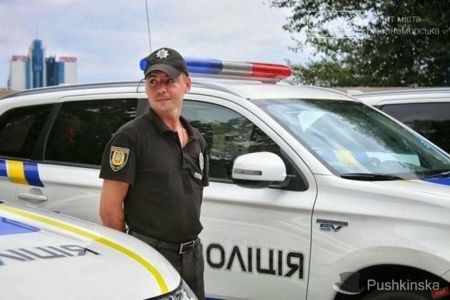 Полиция Черноморска получила 2 новых автомобиля, фото-1