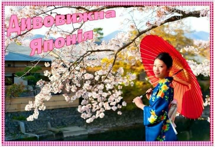 В Александровке в рамках «Года Японии в Украине» рассказали о стране восходящего солнца (фото), фото-8