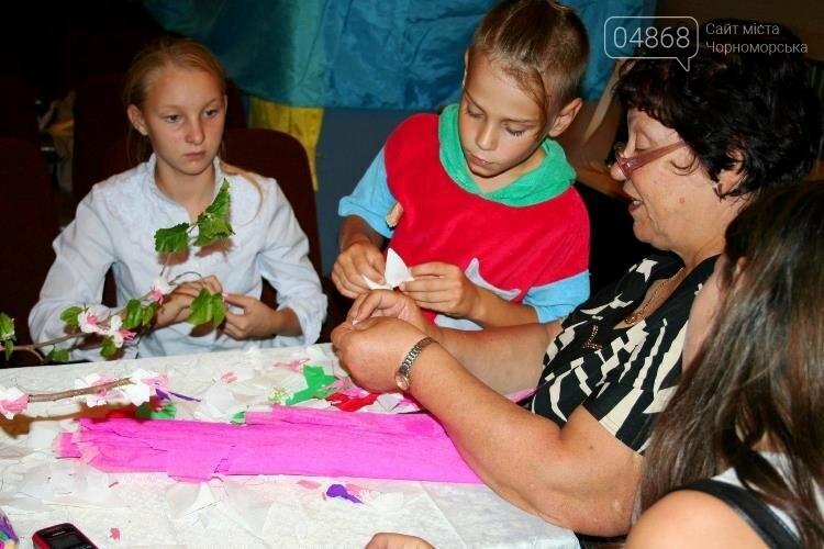 В Александровке в рамках «Года Японии в Украине» рассказали о стране восходящего солнца (фото), фото-1