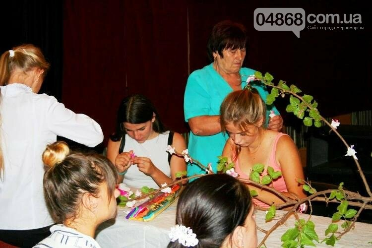 В Александровке в рамках «Года Японии в Украине» рассказали о стране восходящего солнца (фото), фото-3