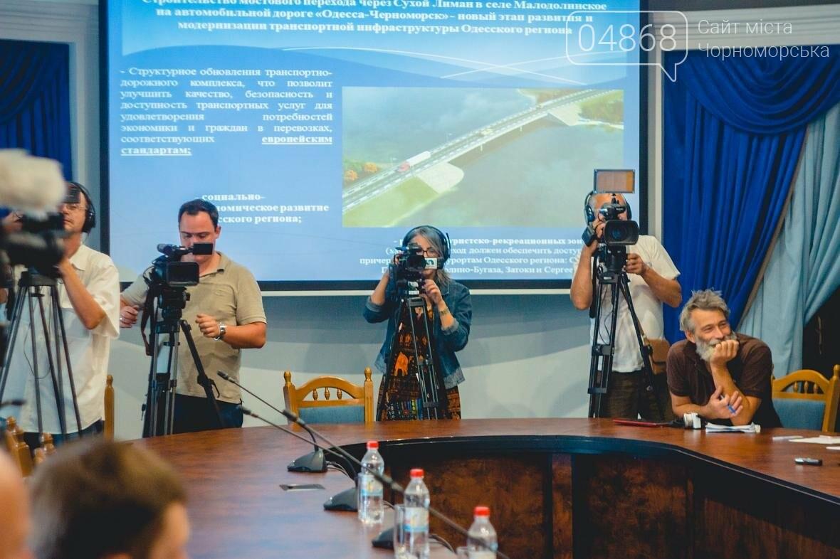 Мостовой переход через Сухой лиман планируется сдать до конца 2018 года (фото), фото-8