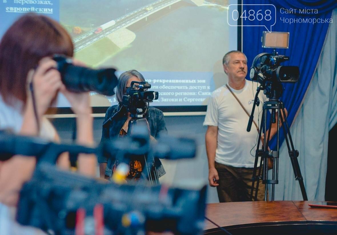 Мостовой переход через Сухой лиман планируется сдать до конца 2018 года (фото), фото-10
