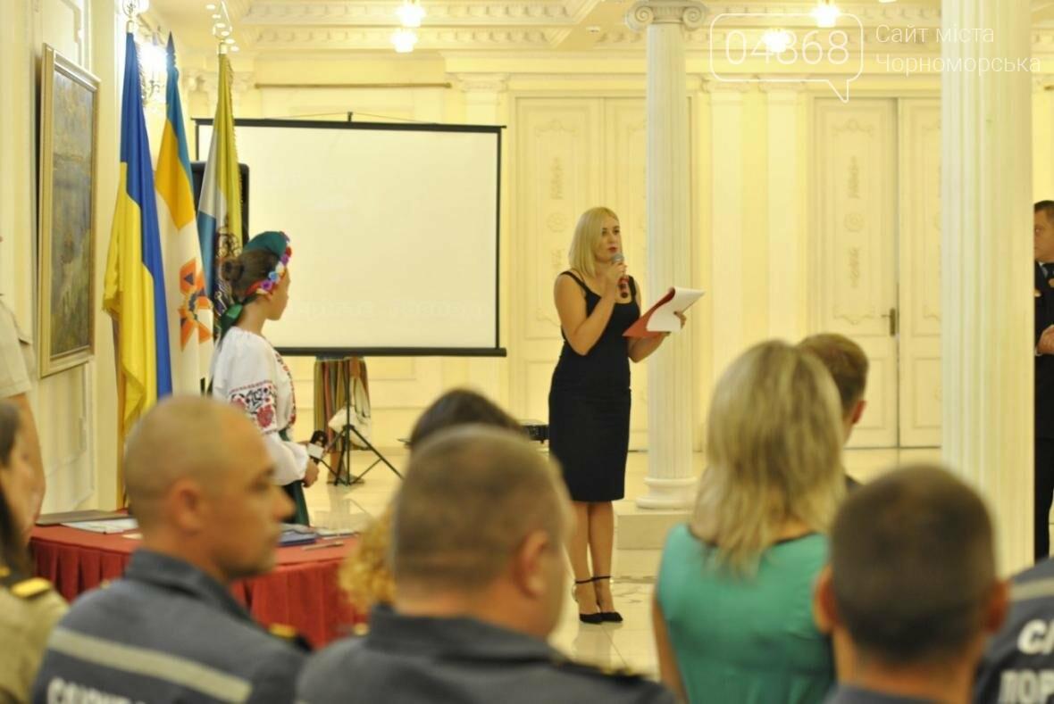 Во Дворце культуры прошел концерт ко Дню спасателя Украины (фото), фото-2