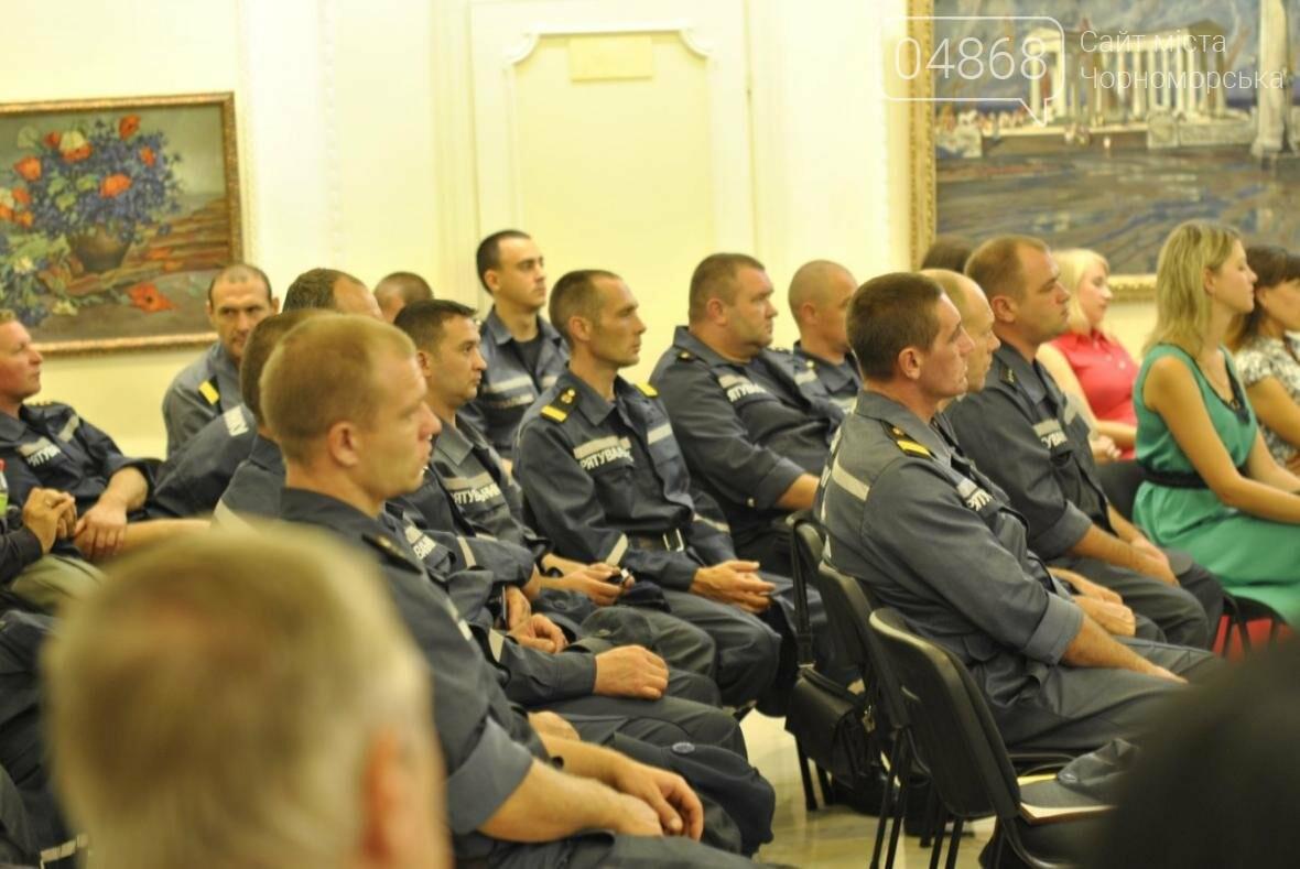 Во Дворце культуры прошел концерт ко Дню спасателя Украины (фото), фото-12