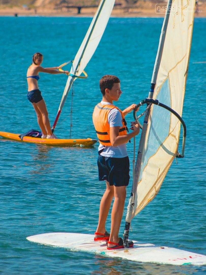 В Черноморске закрыли летний сезон соревнований по виндсёрфингу (фото), фото-3
