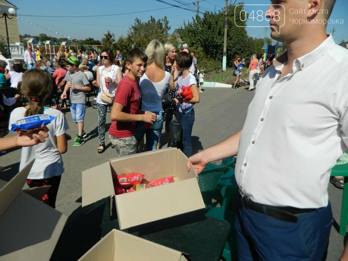 Общественники Черноморска поздравили с Днём рождения село Малодолинское , фото-4